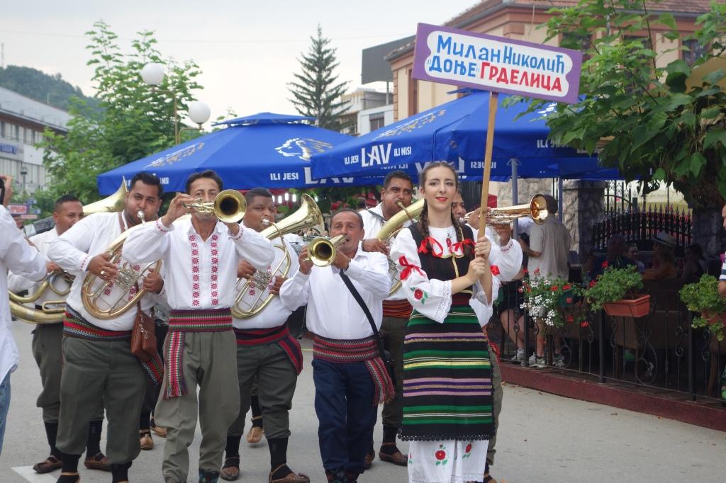 Festival de Guca