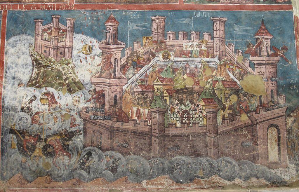 Sito de Constantinopla