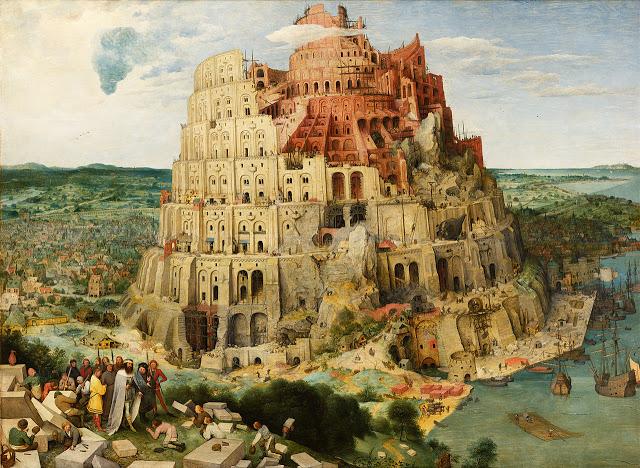 La Torre de Babel, Brueghel el Viejo