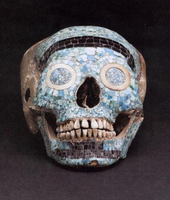 El cráneo mixteca de Marsella.