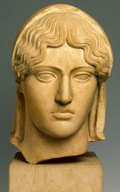 Aspasia, Museos Vaticanos