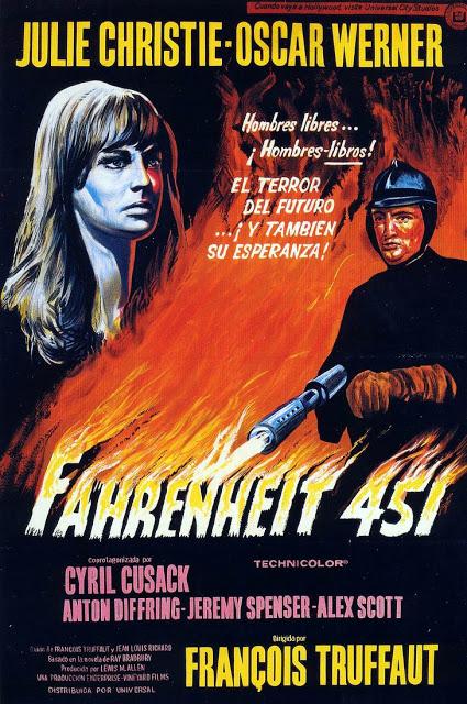 Farenheit 451, Truffaut