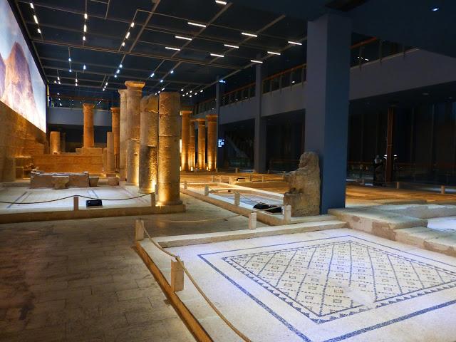 Museo de los Mosaicos de Zeugma