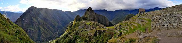 Machu Picchu, ciudad ceremonial de los Incas, Perú