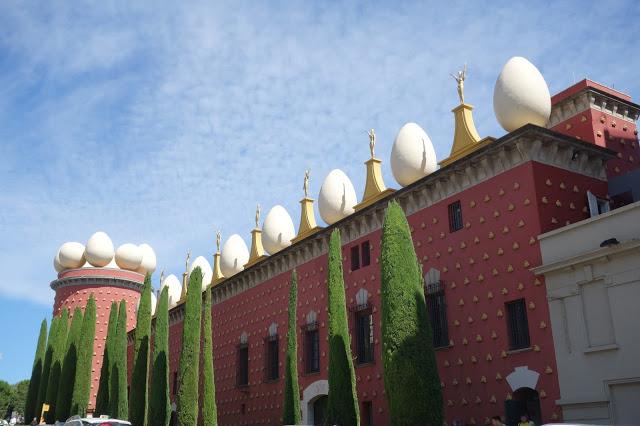 Teatro-Museo de Dalí, Figueres