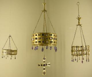 El Tesoro de Guarrazar del Museo de Cluny.