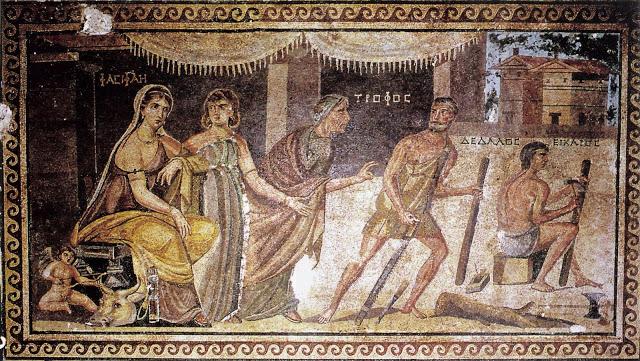 Mosaico de Zeugma