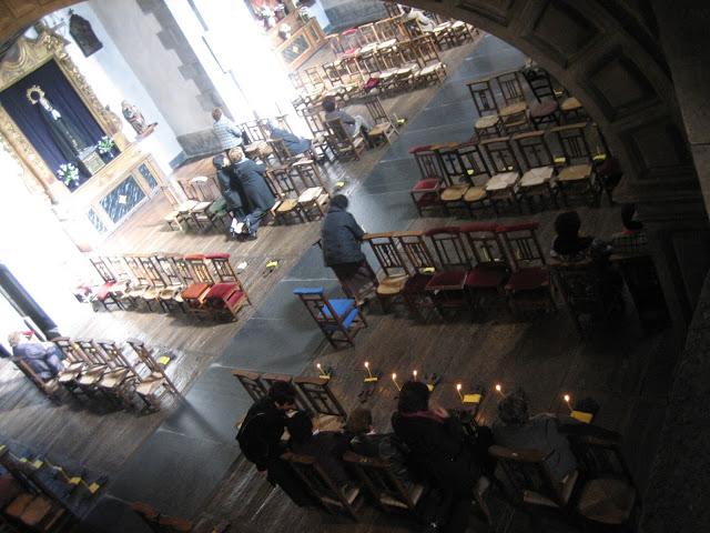 Misa de Todos los Santos en Amezketa