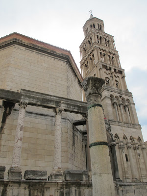 Mausoleo de Diocleciano, Split