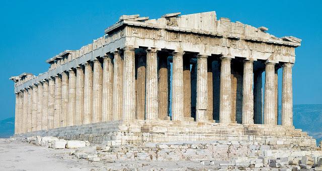 El Partenón de Atenas