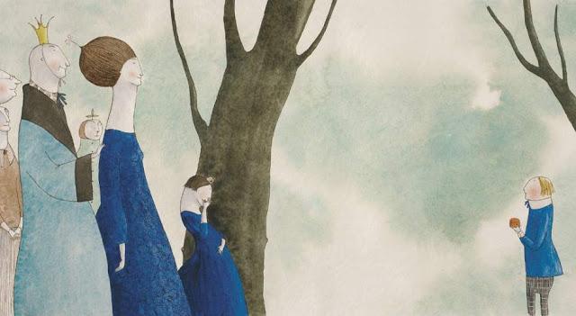 Ilustración de Elena Odrizola.