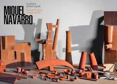 Arqueologías imaginarias, Miquel Navarro