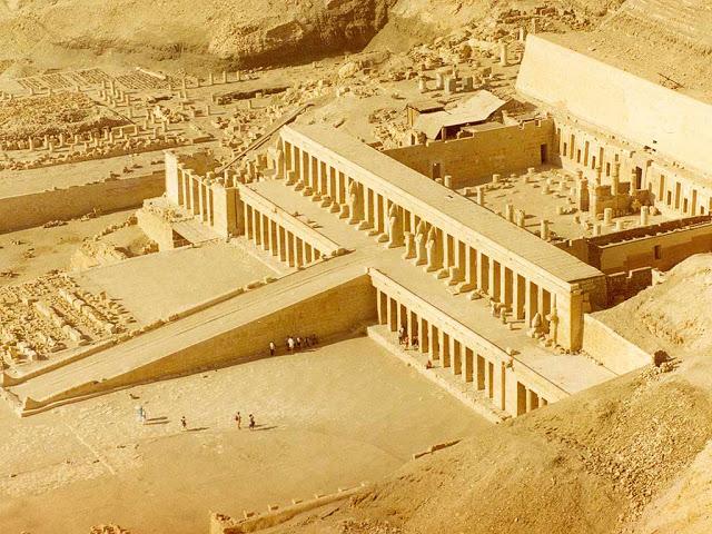 Templo de Deir-el-Bahari