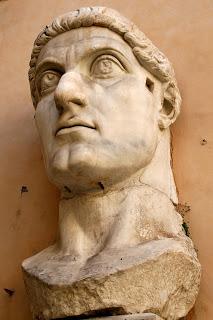 El emperador Constantino