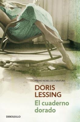 El cuaderno dorado, Doris Lessing