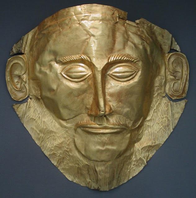 La Máscara de Agemenón.