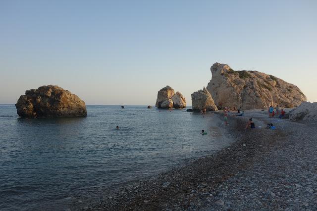 Petra tou Romiou (el nacimiento de Afrodita), Chipre