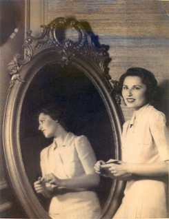 Eve Cohen, segunda esposa de Lawrence Durrell.