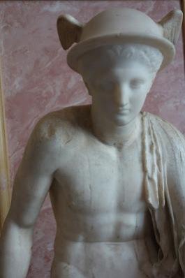 Hermes, Museo de El Hermitage, San Petersburgo