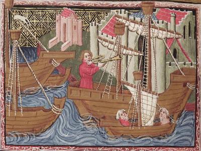 Caitan, El Libro de las Maravillas, Marco Polo.