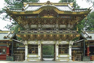 Santuario de Toshogu, Japón