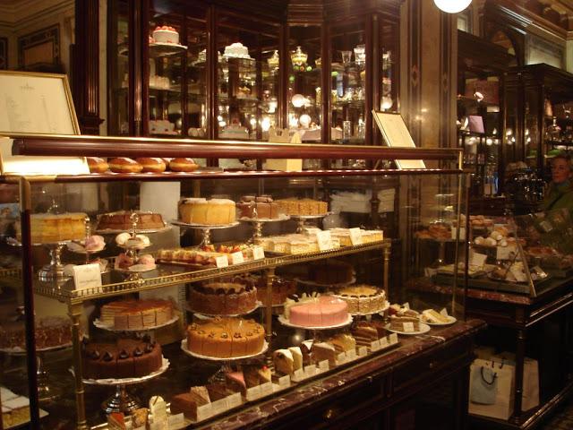 Pastelería Demel, Viena