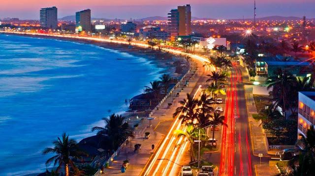 Mazatlán moderno