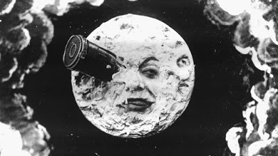 Viaje a la Luna, de Georges Méliès