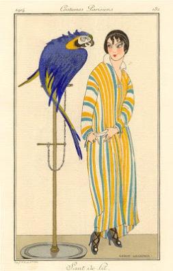 Ilustración de moda de Gerda Wegener