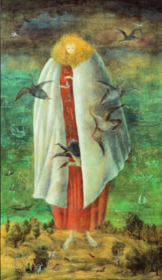La Gigante. Leonoro Carrington.