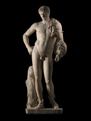 Hermes Farnesio, British Museum