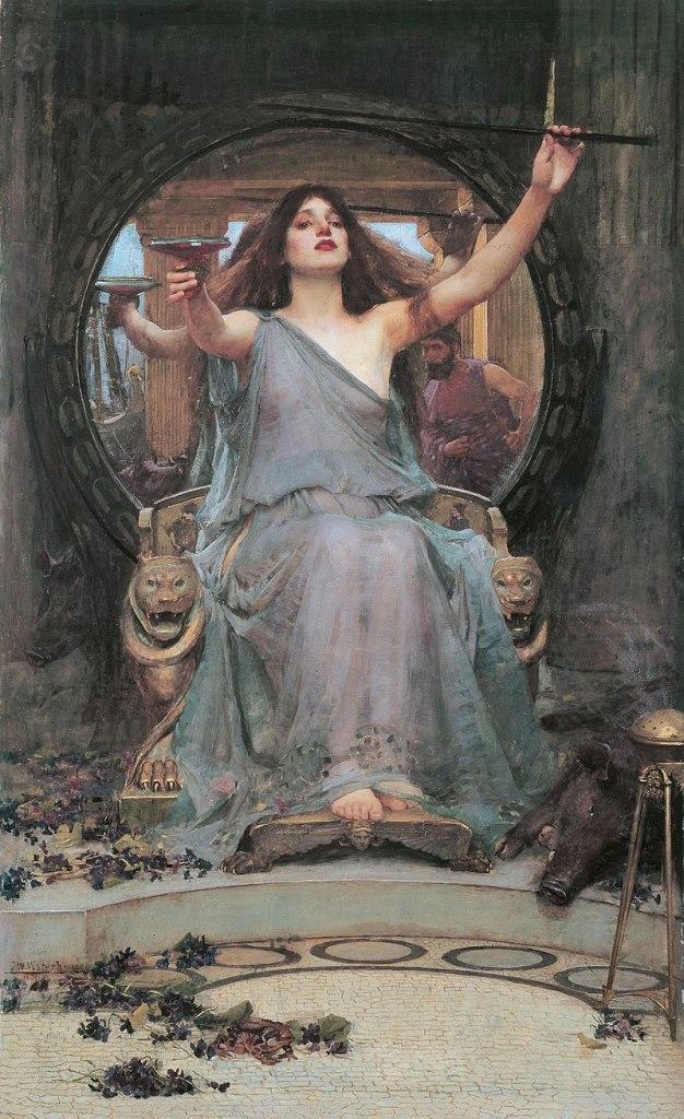 Circe de Waterhouse