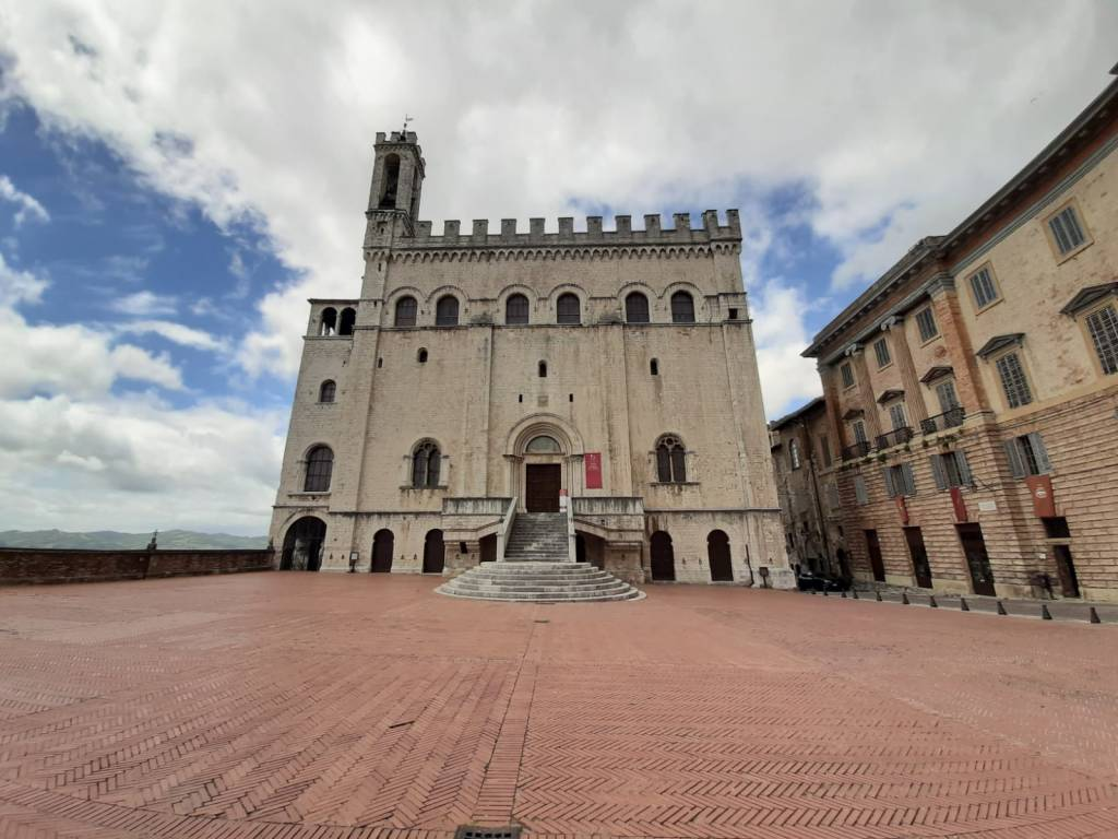 Palacio ducal de Gubbio